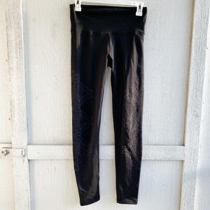 Aerie : Chill. Play. Move. Leggings w/ side detail